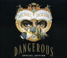 Dangerous - Expanded Edition - Michael Jackson CD Epic