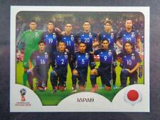 Panini World Cup 2018 Russia - Team Photo Japan No. 653