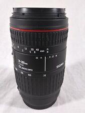Sigma 70-300mm 1:4 - 5.6 DL Macro Super Lens For Nikon Cameras