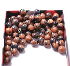 Free Shipping Natural Gemstone Round Loose Beads 4MM 6MM 8MM 10MM 12MM