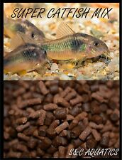 Super Catfish Shrimp & Krill Mix,Spirulina,Cichlid,Bla ckworm,Earthworm,Abf57