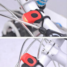 Bike Accessories Bicycle Cycling Head Front Rear Tail LED Flash Light Lamp