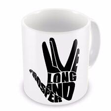 Live Long And Prosper Funny Novelty Gift Mug