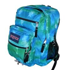 JANSPORT Vintage Big Campus Tie Dye Print Backpack Rucksack School Laptop Bag