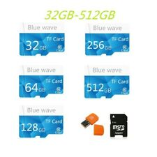New 128GB Class 10 Micro SD TF Flash Memory Card for Camera Mobile Phone