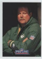 1992 Pro Line Portraits National Convention Mike Holmgren Rookie