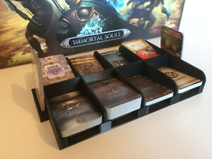 Sword and & Sorcery Board Game Card Dispenser / Holder