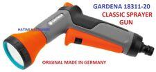 WATER SPRAYER GUN GARDENA 18311-20 CLASSIC LOCKABLE AND WATER ADUSTABLE ORIGINAL