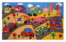 "Fun Rugs Fun Time Collection Fun Cars Area Rug 39"" x 58"""