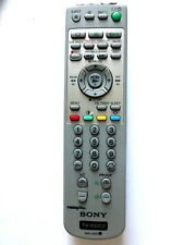 Sony TV/VCR Combi remoto RM-C815 per KV14FV1U KV21FV1U