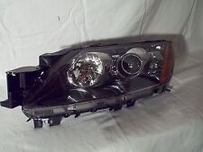 New Factory OEM Mazda CX-7 HID Drivers Left Headlight - Not Aftermarket!