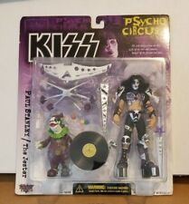 Kiss Psycho Circus Action Figure Doll Paul Stanley Spencers Gift Gold Record