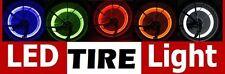 USA SELLER! Set 4 NEON LED VALVE STEM CAR RIMS LIGHTS PIMP YOUR RIDE! HOT!