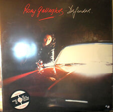 "Rory Gallagher - Defender - LP + 7""Single von 1987"