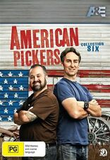 American Pickers : Collection 6 (DVD, 2013, 3-Disc Set) - Region 4