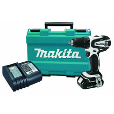 Makita 18V LXT 1/2 in. Compact Drill Driver Kit XFD01WSP Certified Refurbished