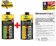 Bardahl Décrassant pour moteurs Essence sans Démontage - 500 ml