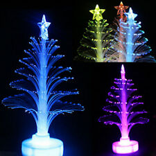 LED Lamp Christmas Tree Home Light Color Changing Party Xmas Decoration Stand