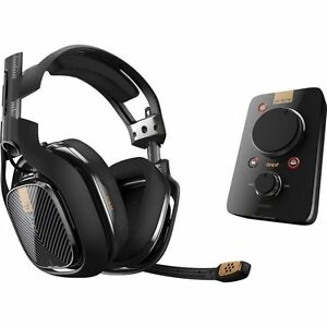 Astro - Gaming A40 TR Headset - MixAmp Pro TR for PS4 - Black