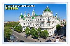 ROSTOV-ON-DON RUSSIA FRIDGE MAGNET SOUVENIR IMAN NEVERA