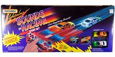 Matchbox Lightning Sounds of Racing Stunt Set With 2 Cars New In Box 1992