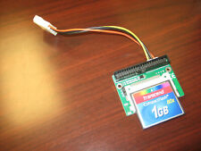 1GB Compact Flash Drive --  Tree Mill with A2100 Control