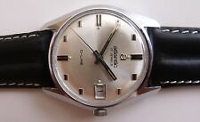 "VINTAGE ""ATLANTIC""-D-LINE-17J-SWISS WRIST WATCH MEN,S"