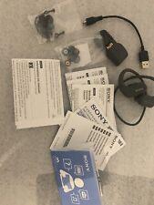 Sony NW-WS413 4GB Walkman nero tutto in un lettore MP3 IMPERMEABILE-Nuoto