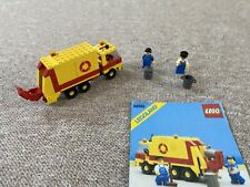 LEGO VINTAGE TOWN 6693 REFUSE COLLECTION / RECYCLE LORRY