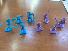 Sea Terrors miniatures 32mm scale (Rum & Bones) - 8 total undead/sea monster