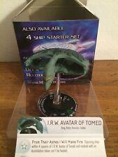 Star Trek Tactics lll I.R.W. Avatar of Tomed # 021