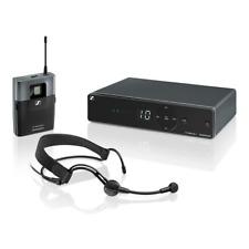 Sennheiser Xsw1 Me3-gb Headset Beltpack Wireless Microphone