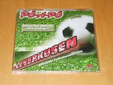 Fußball - Pö-A-Pö - Maxi-CD - Deutscher Meister, das sind wir - Leverkusen