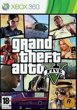 Grand Theft Auto V Five (Gta V) for Xbox 360 - Game In Pristine Condition!