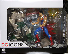 DC Collectibles ~ DEATH OF SUPERMAN DELUXE ACTION FIGURE SET ~ Doomsday DCD