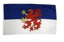 Pommern Hissflagge Pommersche Fahnen Flaggen 90x150cm