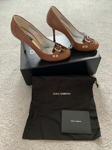 Dolce & Gabbana Shoes 36