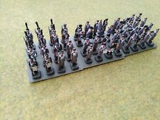 1/72 20mm painted Napoleonic Russian infantry (2)