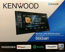 Kenwood DDX24BT Monitor with DVD Receiver CD/AUX/USB/BT