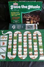 Decca/BBC TV's Face the Music vintage board game - Merit 1977