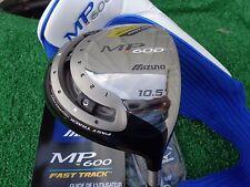Mizuno Golf MP 600 10.5 Degree 460 Driver Fast Track Fujikura Stiff Flex NEW RH