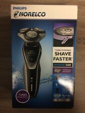 Philips Norelco Electric Shaver 5500 Turbo Powered New