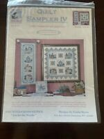 Linda Myers Quilt Sampler IV Cross Stitch Chart