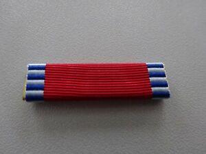 (A52-1) US Army ROTC JROTC Cadet Ribbon Superior Cadet