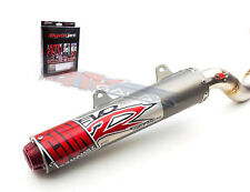 Big Gun EVO R Exhaust Pipe Muffler Slip On & Jet Kit Yamaha Raptor 350 2005-2013