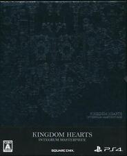 KINGDOM HEARTS III INTEGRUM MASTERPIECE Sony Limited PlayStation 4 F/S