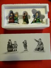 Dept 56  the Old Man and the Sea Set Of 3 Heritage Village 5655-3 Original Box