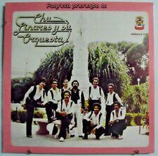 CHU LINARES Y SU ORQUESTA hard salsa guaguanco LATIN LP  SEALED  REISSUE