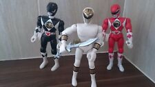 Power Rangers Mighty Morphin Original 1990s Bandai Action Figures  Vintage Retro