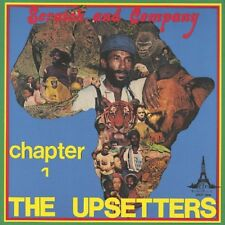 LP SCRATCH AND COMPANY CHAPTER 1 THE UPSETTERS VINYL REGGAE DUB JAMAICA
